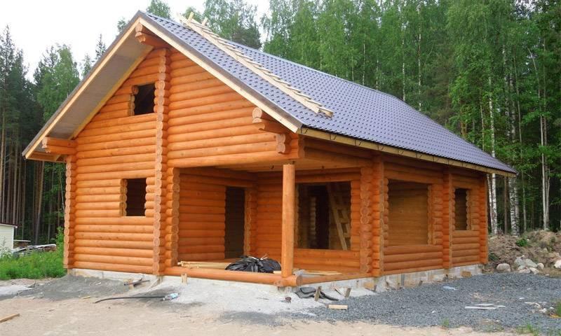 Дом из оцилиндрованного бревна: отзывы владельцев, преимущества и недостатки