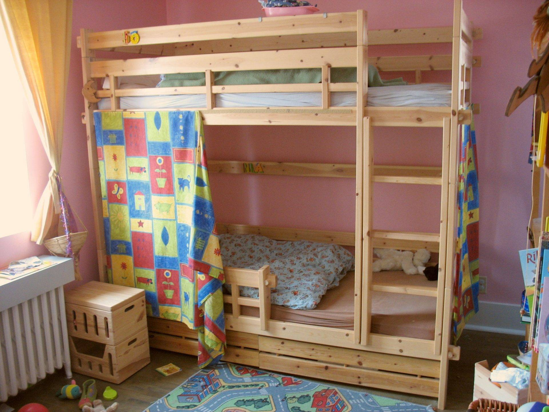 Сделай сам – двухъярусная кровать | fresher - лучшее из рунета за день