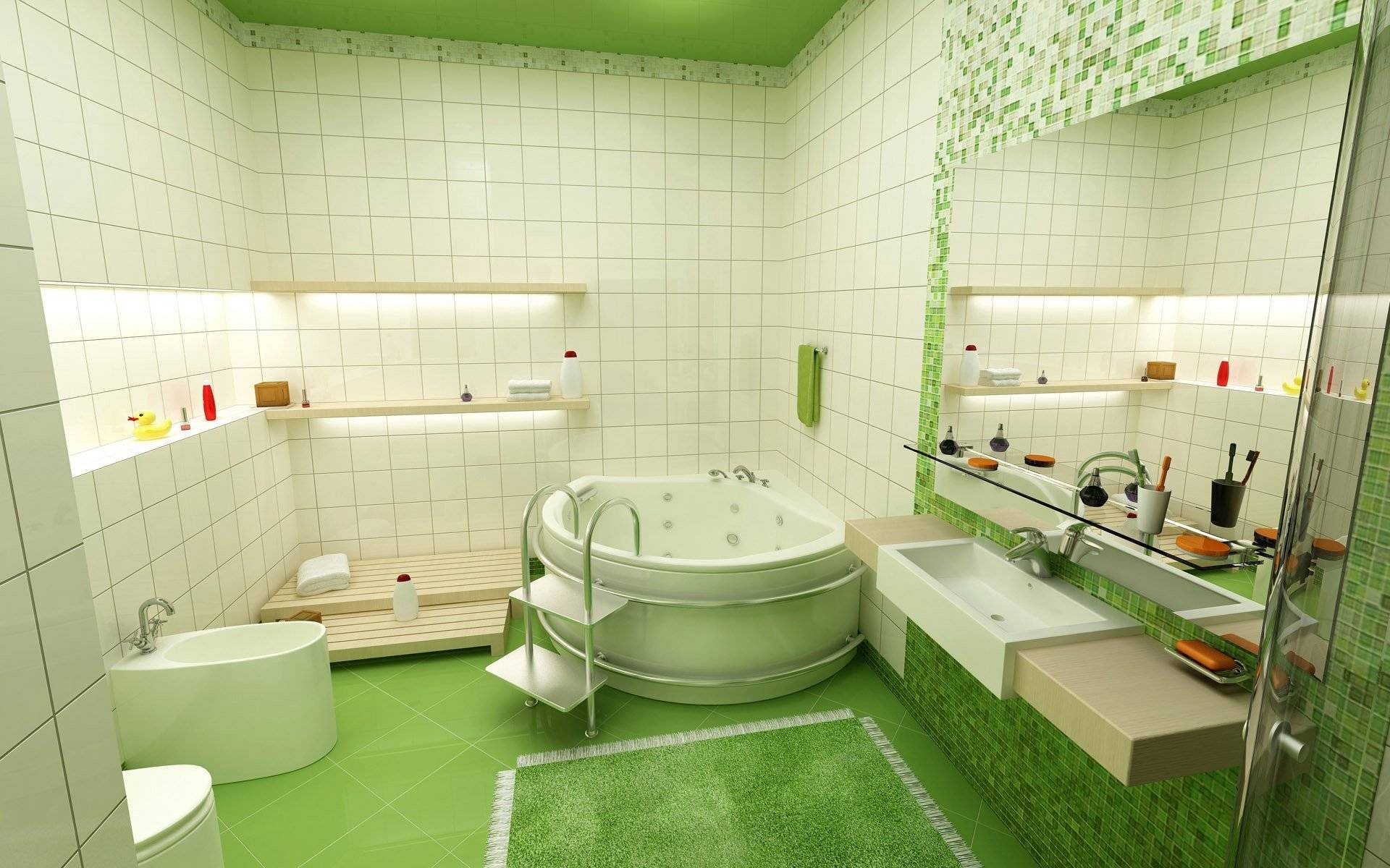 Этапы ремонта ванной комнаты | строительный блог вити петрова