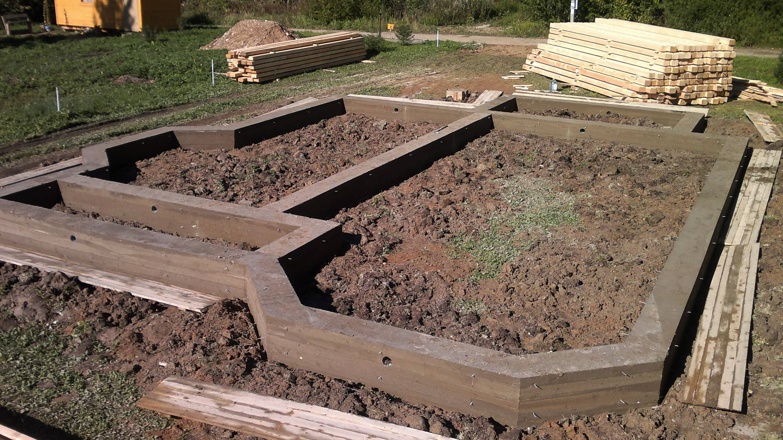 Строительство фундамента: пошаговая инструкция по изготовлению своими руками