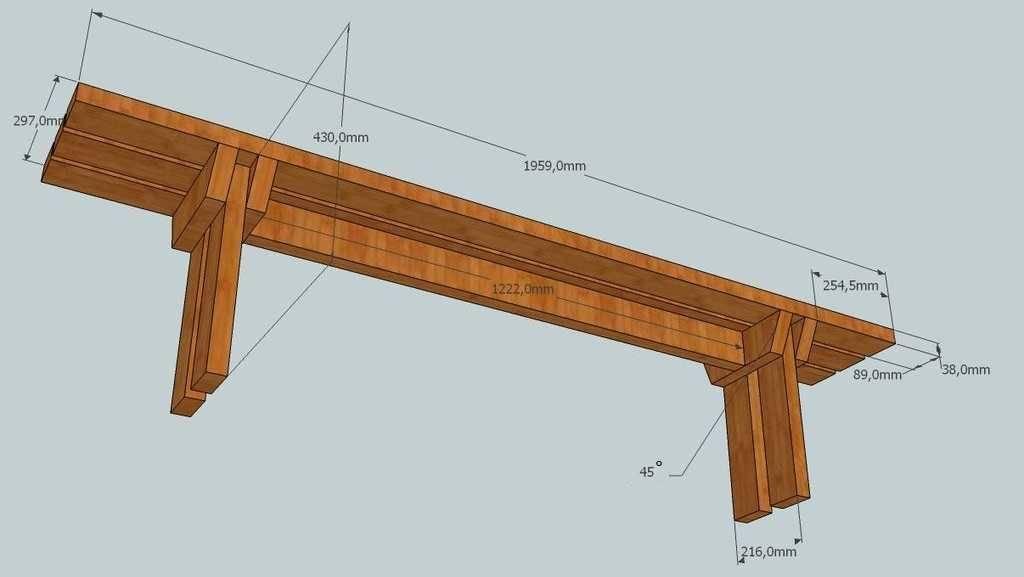 Как сделать дачный стол своими руками: чертежи, примеры с фото, пошаговая инструкция – сад и огород своими руками