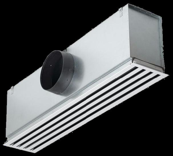 Вентиляционный диффузор: цены и принцип работы