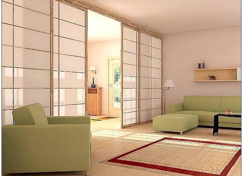 Стеклянные перегородки в квартире: раздвижные, межкомнатные, интерьерные (34 фото)
