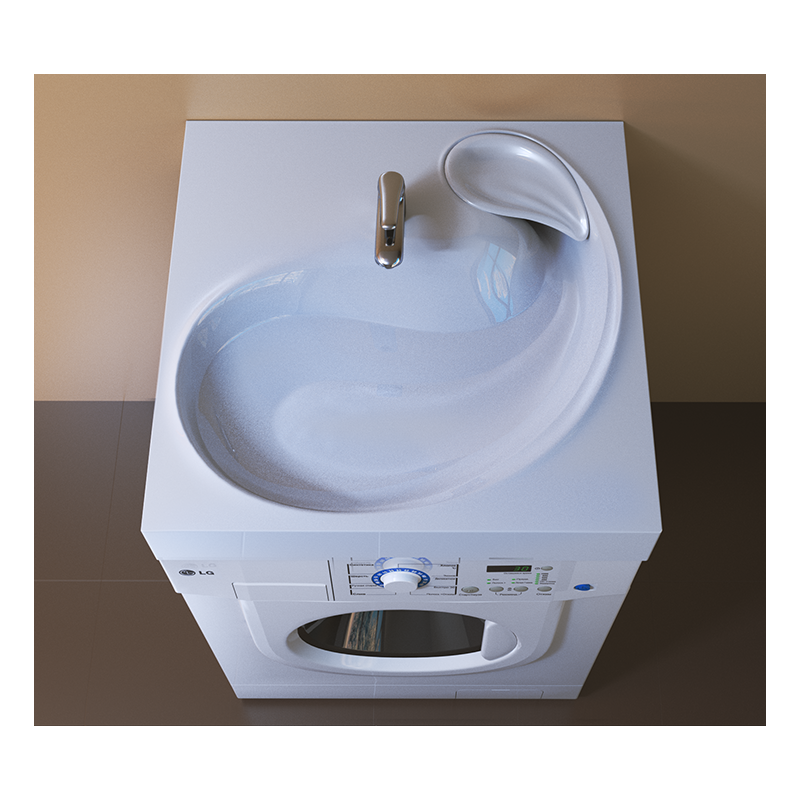 Как установить раковину над стиральной машиной: инструкция, советы, правила
