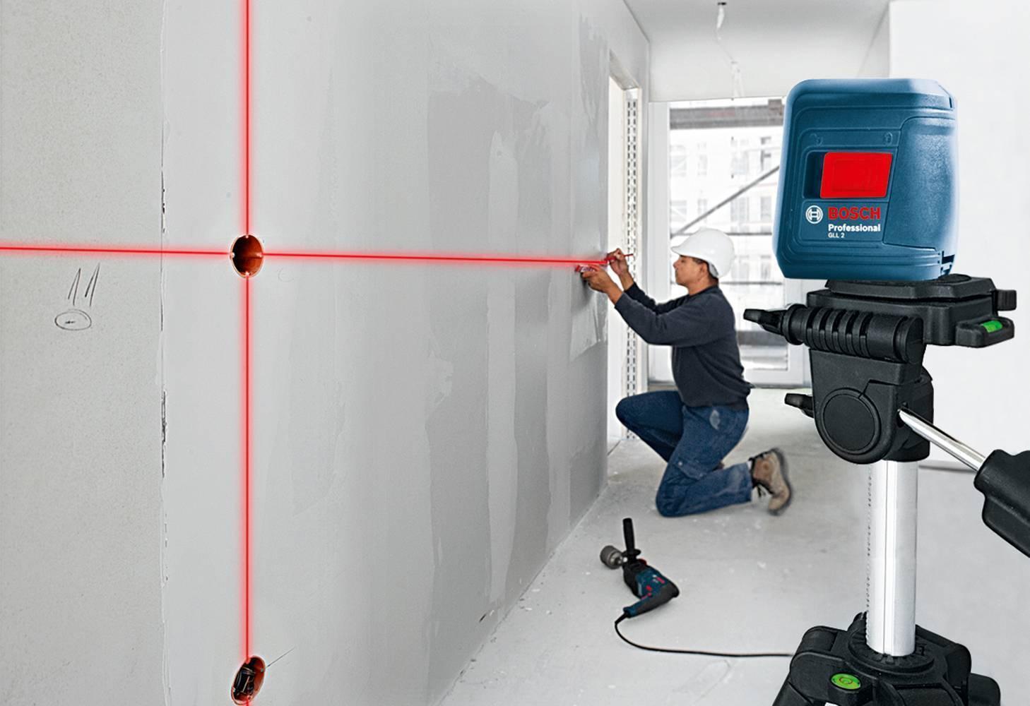 Лазерный уровень для улицы или как работать днём в ясную погоду