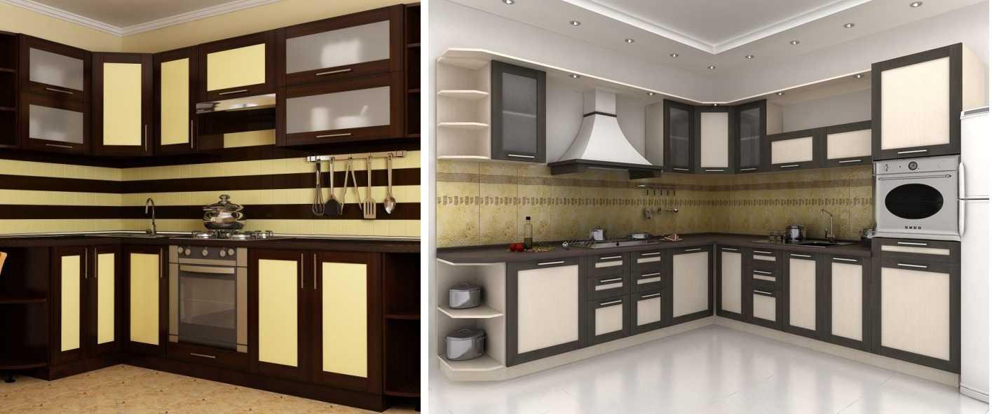 Модульные кухни эконом-класса поэлементно: как выбрать бюджетную мебель