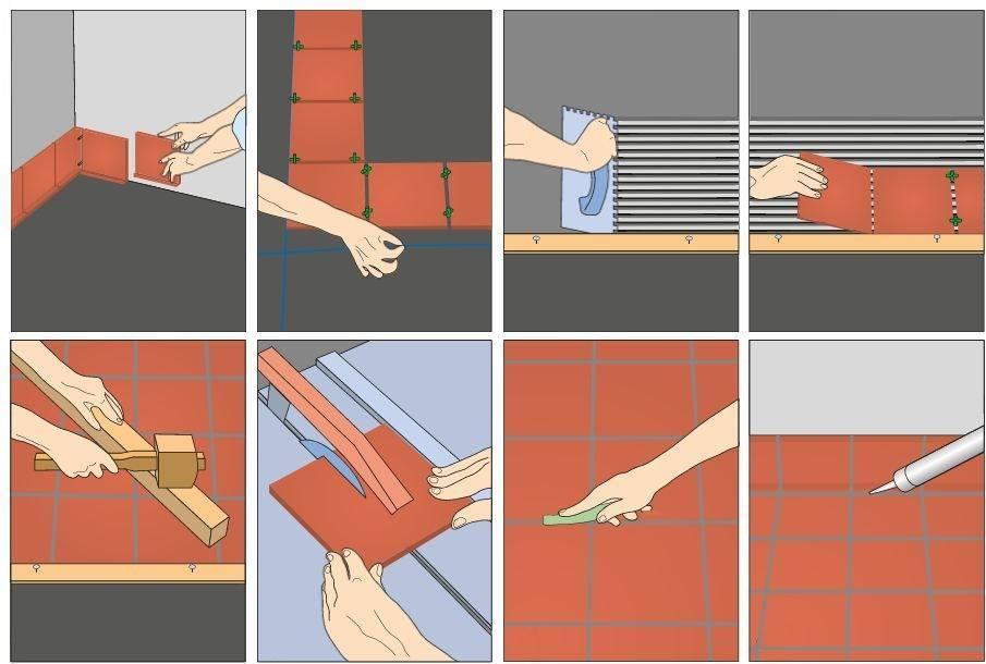 Как поклеить потолочную плитку на неровный потолок: лучшие способы!