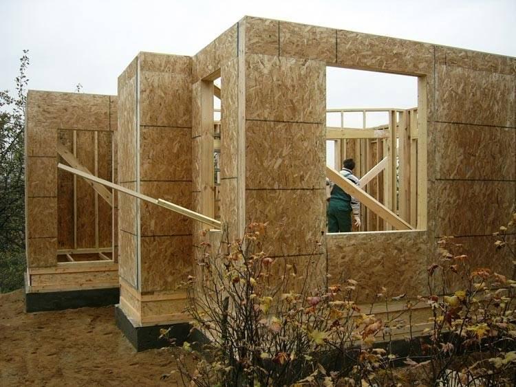 Как быстро и недорого построить дом из газоблоков своими руками. дешево строим теплый дом для пмж