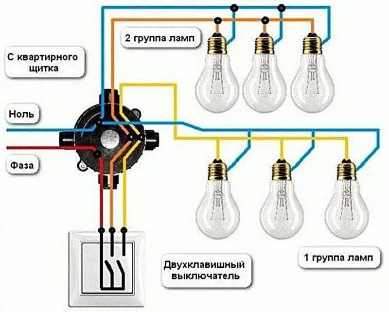 Подключить люстру: 110 фото процесса подключения к трем проводам