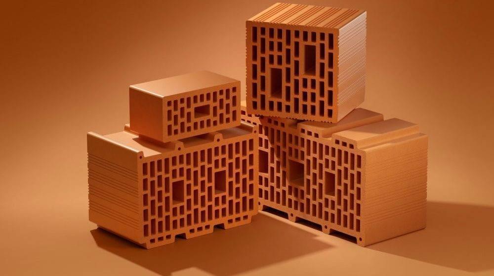 Керамический блок – что это такое, состав, характеристики, размеры, плюсы и минусы