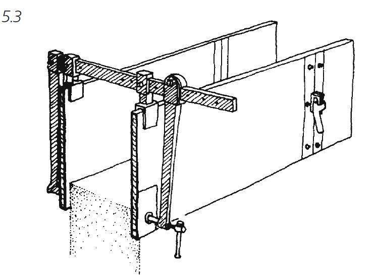 Устройство и использование скользящей опалубки ⋆ смело строй!