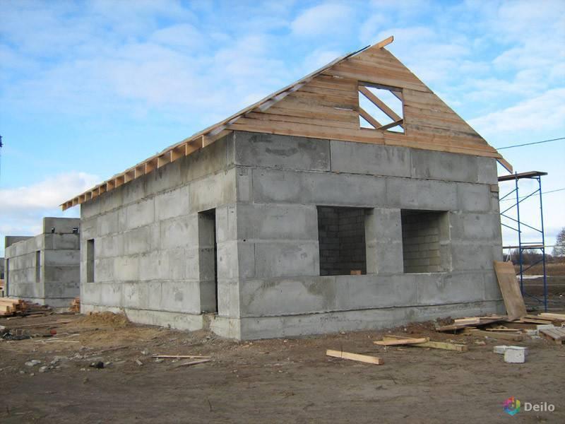????как построить загородный дом из полистиролбетона? - блог о строительстве