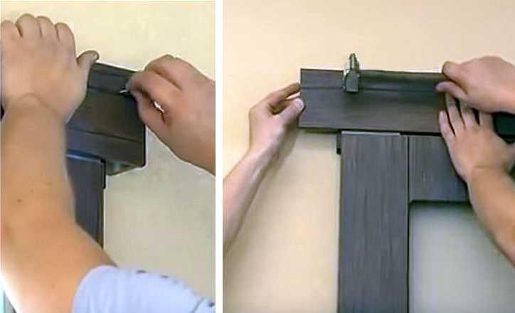 Установка двери купе своими руками - 100 фото и видео описание монтажа раздвижных дверей