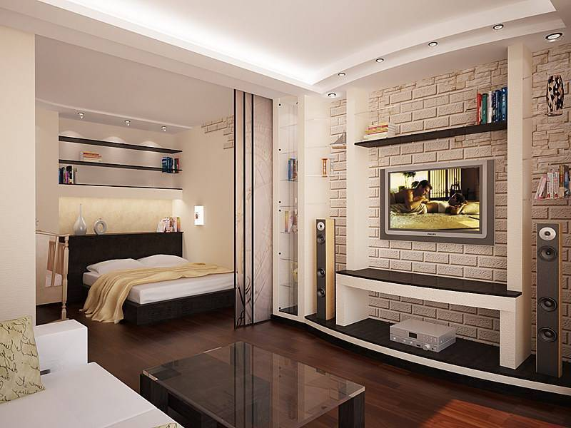 15 дизайнерских идей для малогабаритных квартир :: инфониак