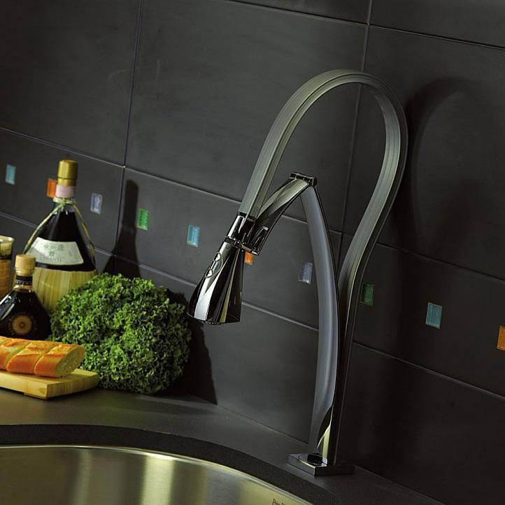 Какой смеситель для кухни лучше выбрать: высокий или низкий, особенности конструкции, фирмы