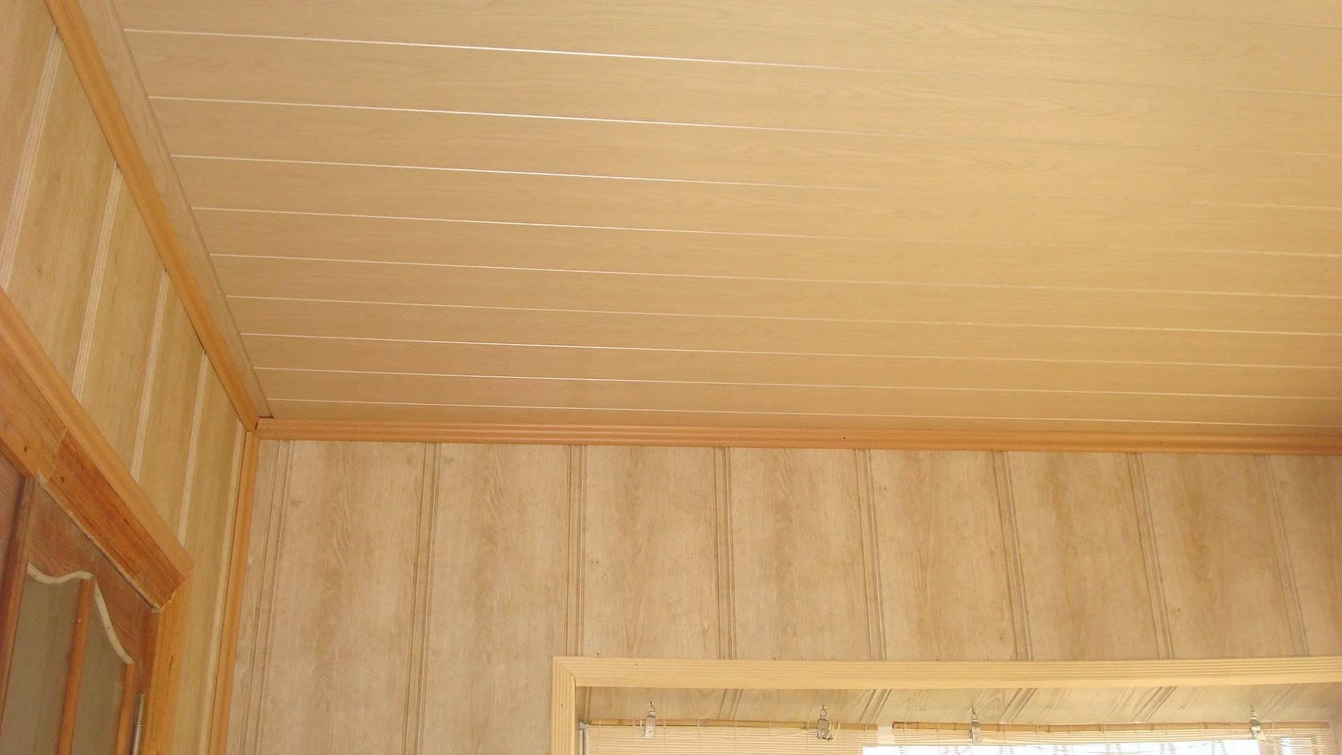 Инструкция по монтажу панелей мдф на стены и потолок