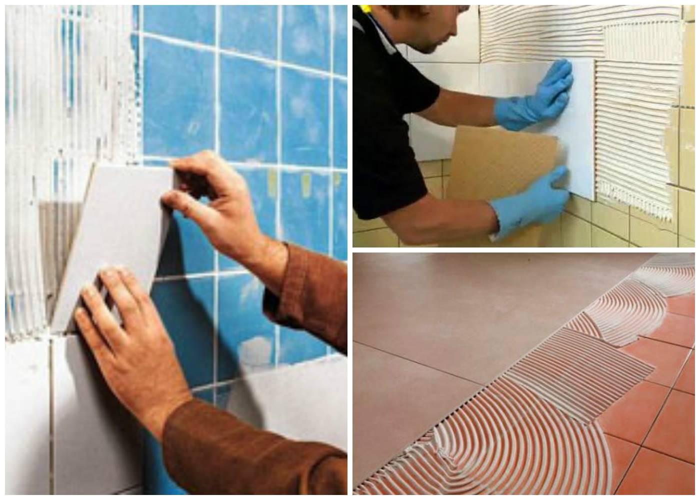 Как класть плитку на стену — рассмотрим процесс в деталях