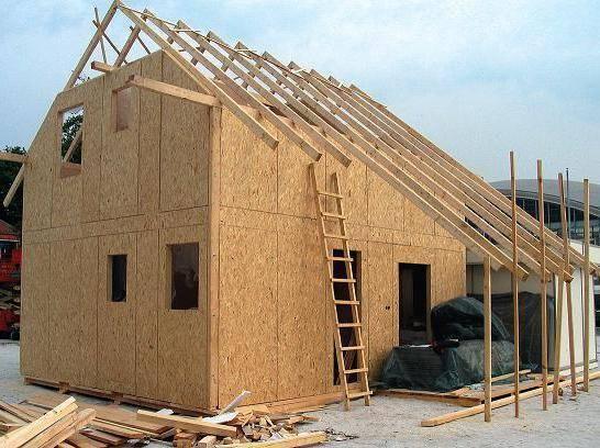 Отзывы владельцев каркасно-щитовых домов