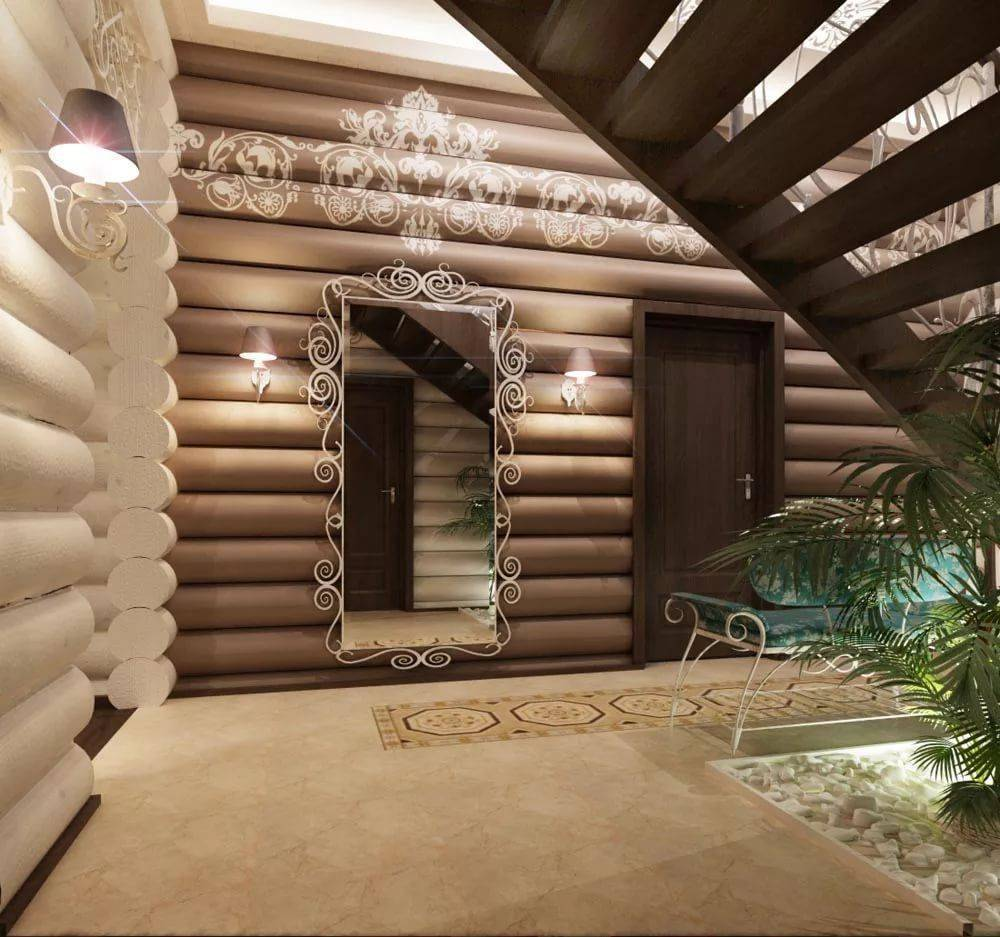 Красивые дома из оцилиндрованного бревна: 135 фото самых красивых проектов современности