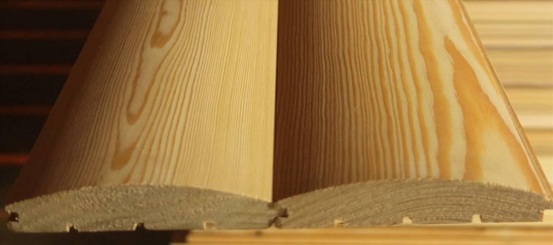 Вагонка из лиственницы: плюсы и минусы материала, сорт «экстра», размеры брашированной сибирской вагонки