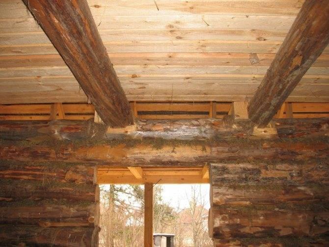 Как поднять потолок в частном доме. как поднять потолок в кирпичном доме? | хитрости ремонта