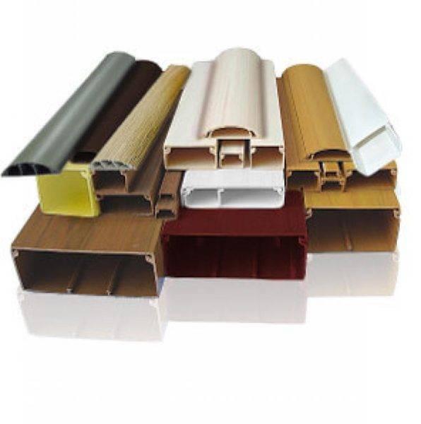 Классификация кабель-каналов: размеры, выбор параметров - самстрой - строительство, дизайн, архитектура.