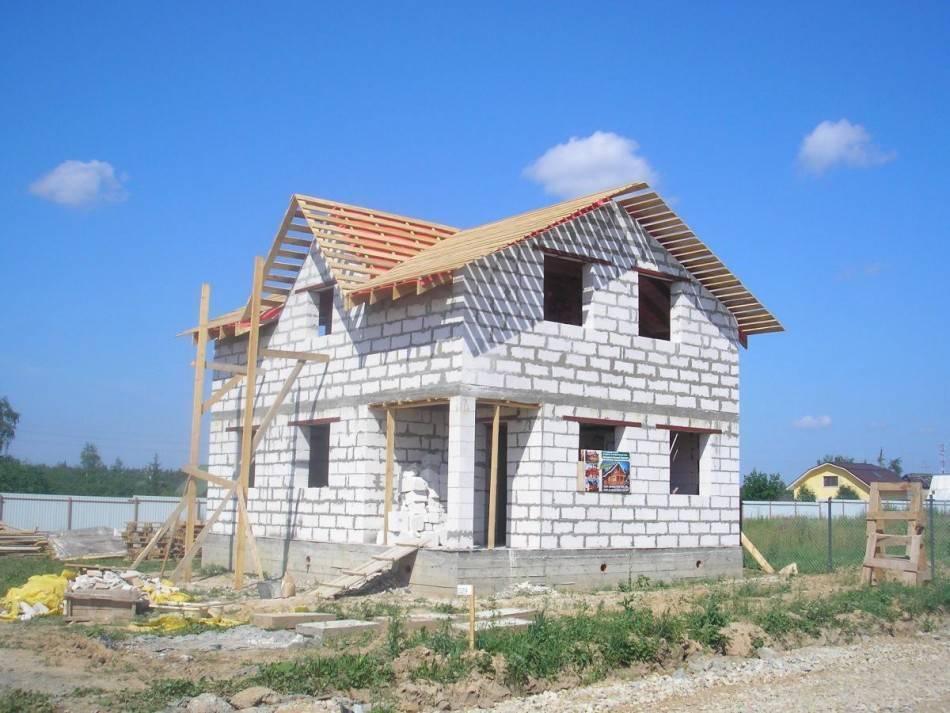 ????как я строю дом из газобетона: дневник самостройщика - блог о строительстве