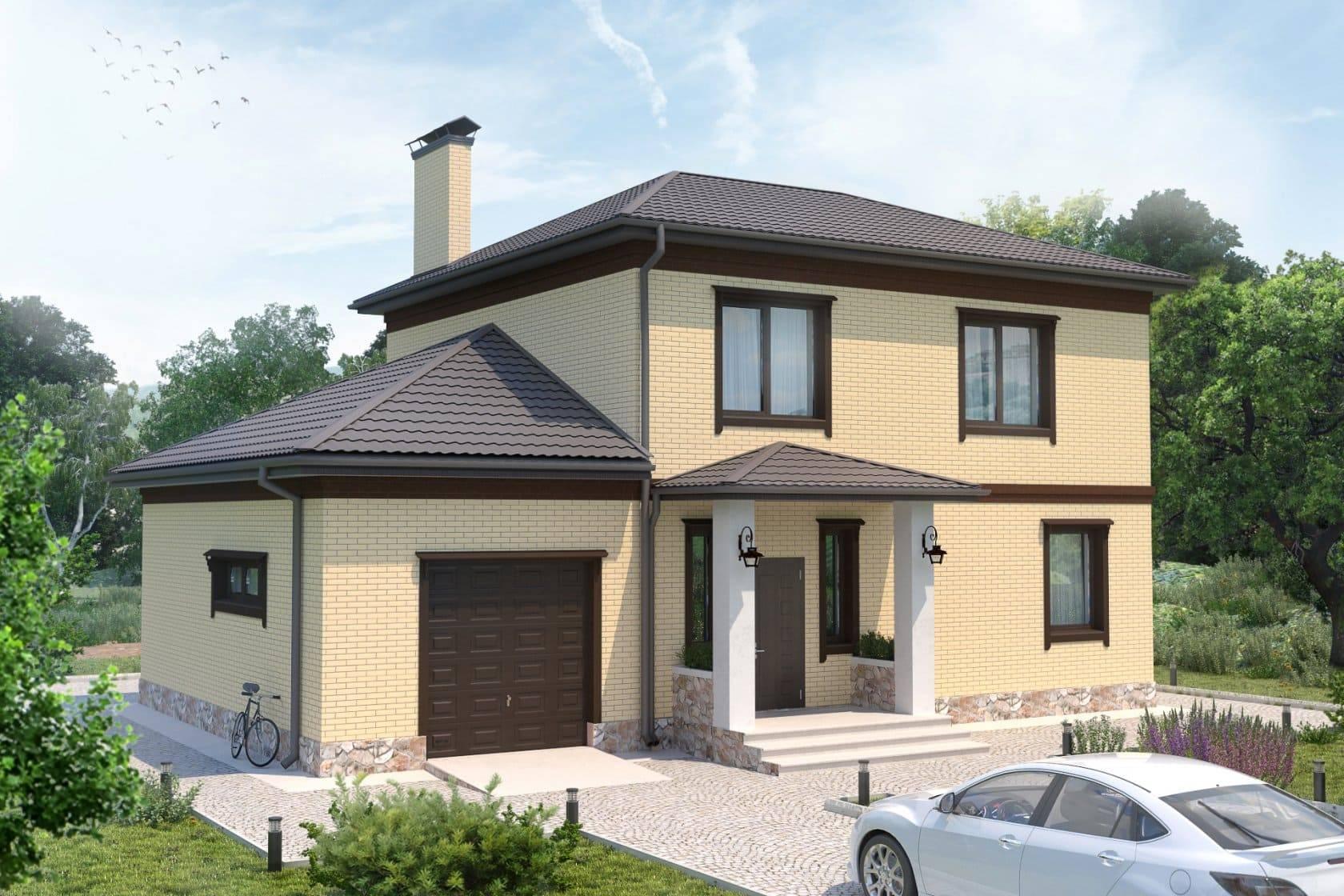 Одноэтажный или двухэтажный дом: плюсы и минусы проживания, какой дешевле