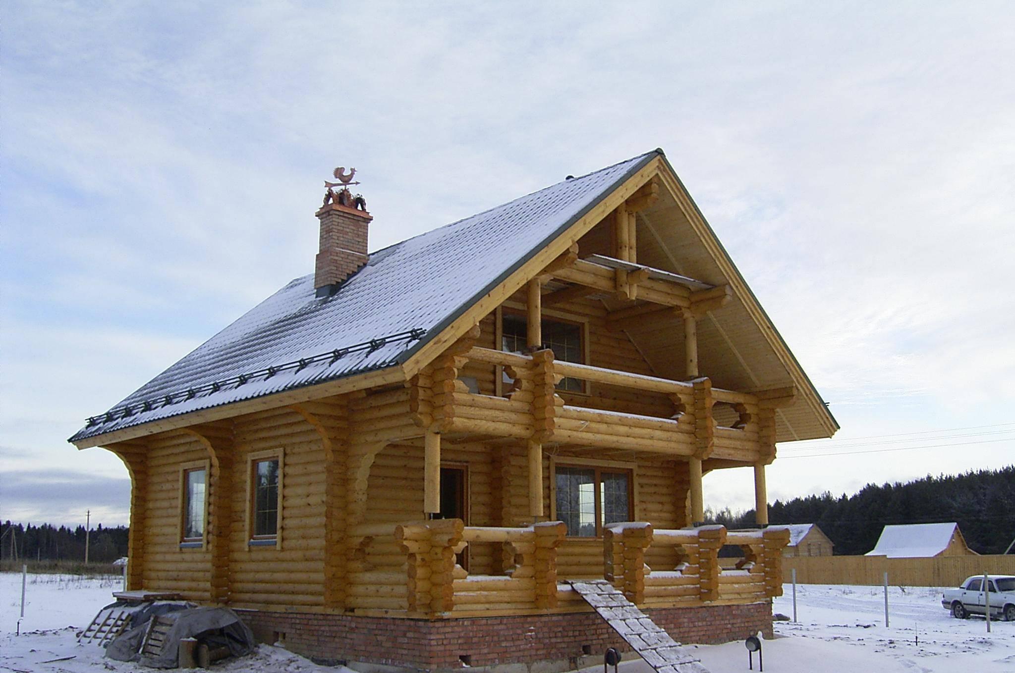 Полезные статьи при строительстве деревянного дома
