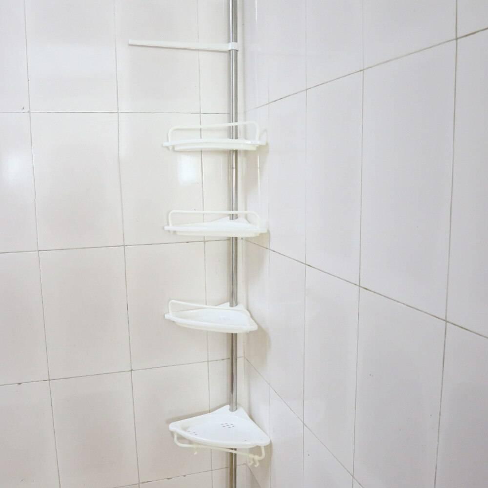Деревянные полки в ванную комнату: плюсы, минусы и описание видов