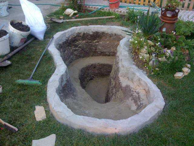 Искусственный водоем на даче своими руками - советы от castorama