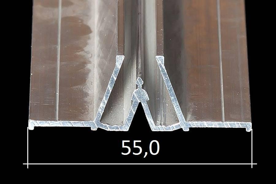 Профили и направляющие для монтажа натяжного потолка