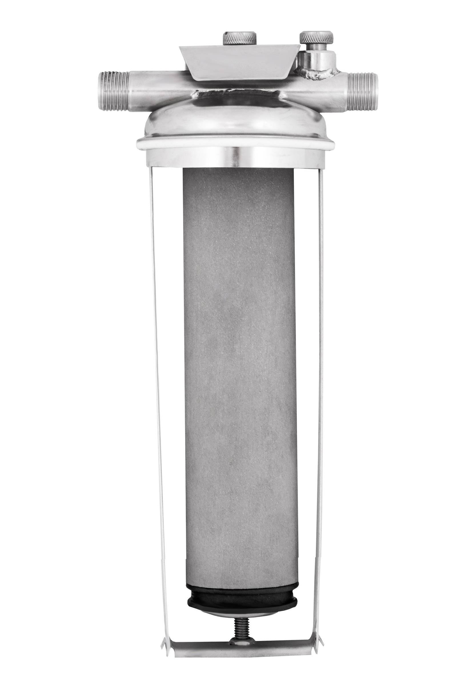 Патронный титановый фильтр titanof отзывы