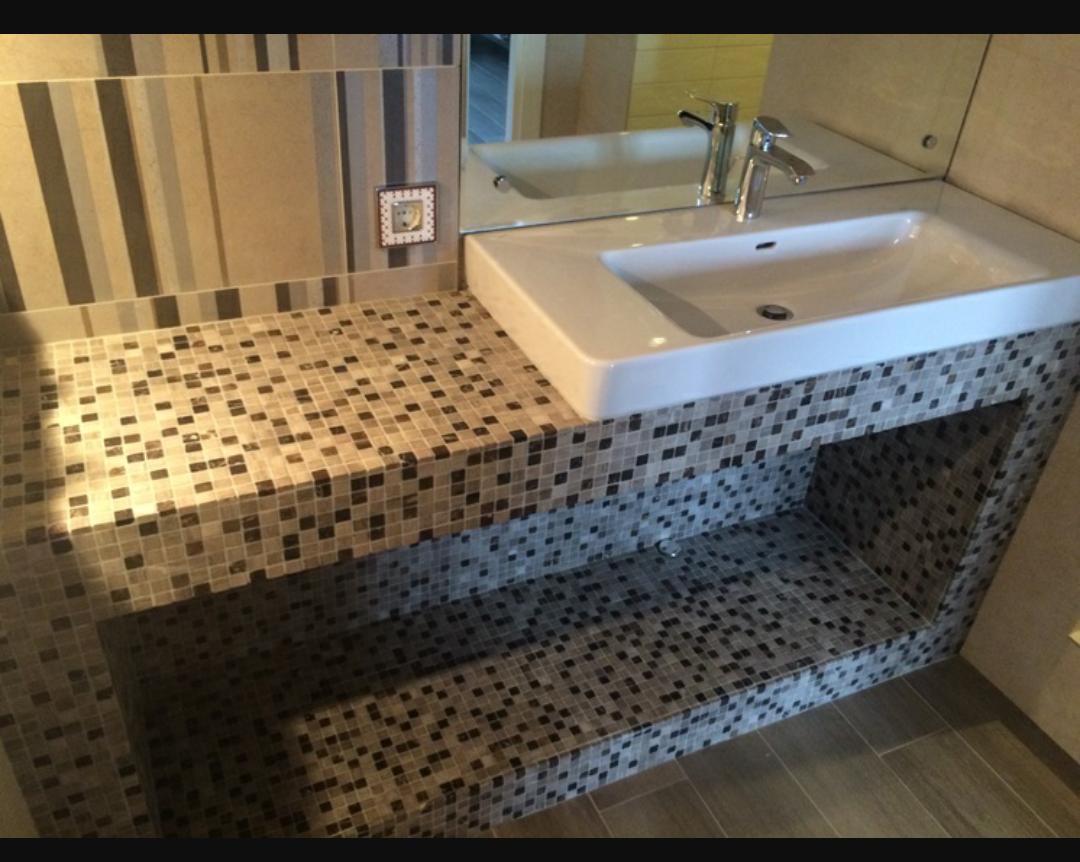Столешница в ванную своими руками: из чего и как сделать | ремонт и дизайн ванной комнаты