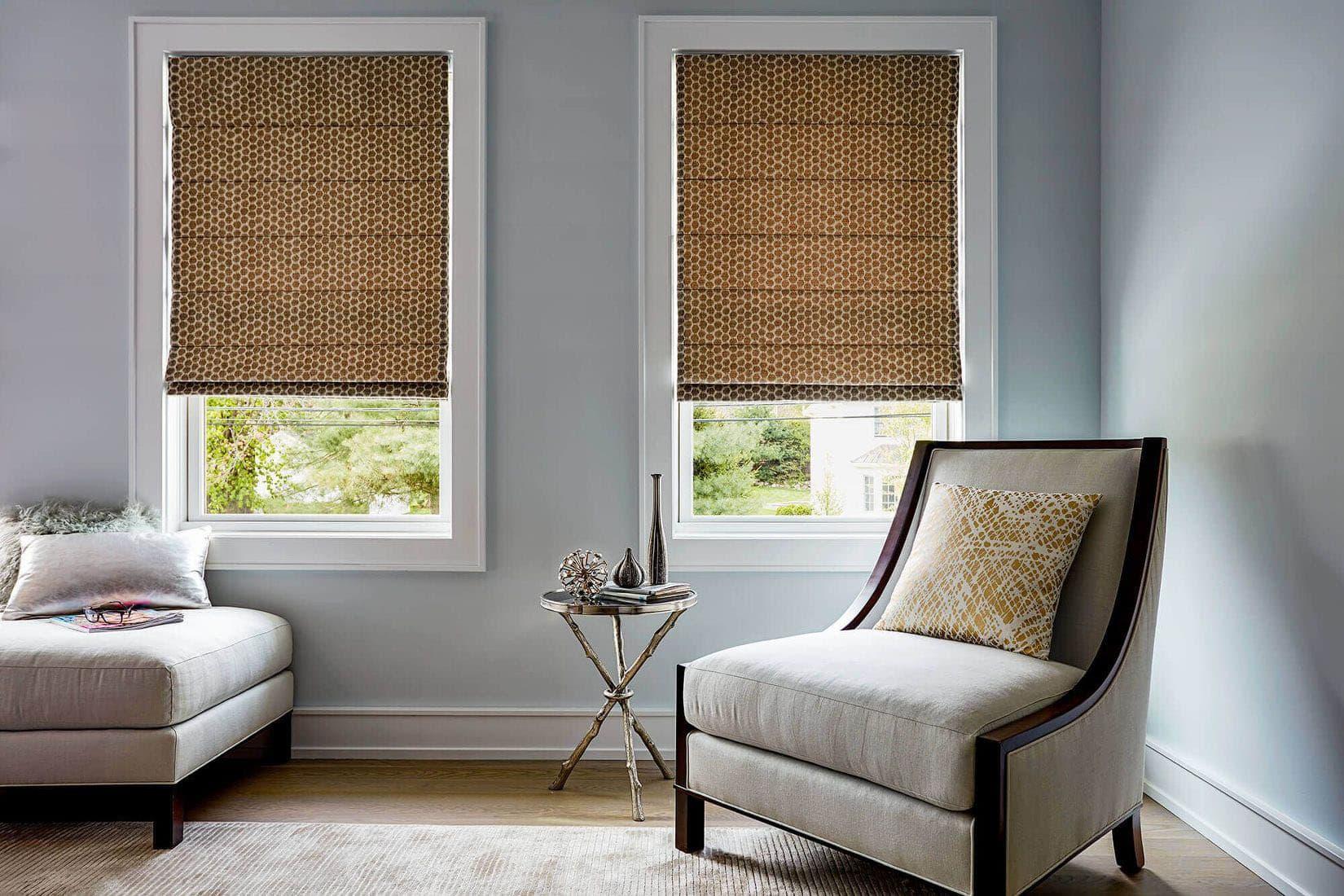 Римские шторы: 100+ фото в интерьере, красивые идеи дизайна и оформления окна
