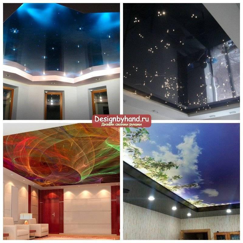 Отличия, что дешевле и лучше – подвесной или натяжной потолок
