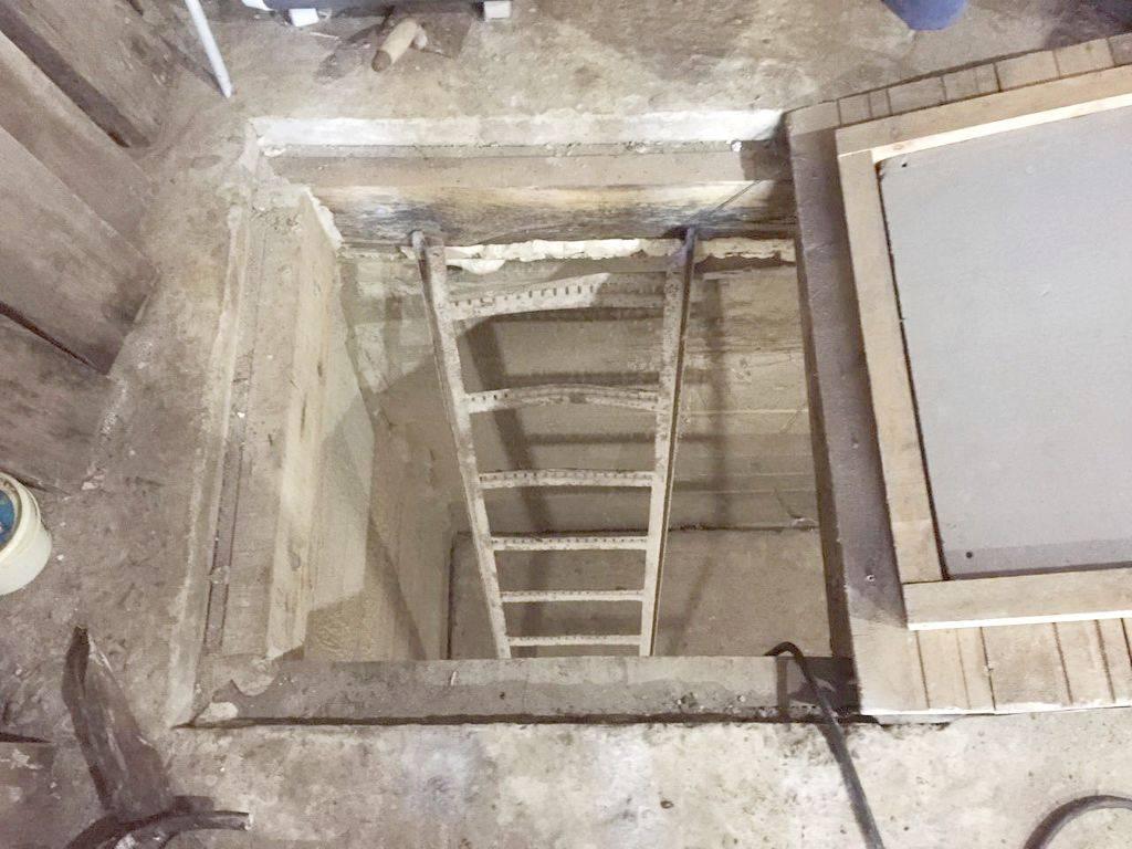 Смотровая яма: в гараже | своими руками, размеры