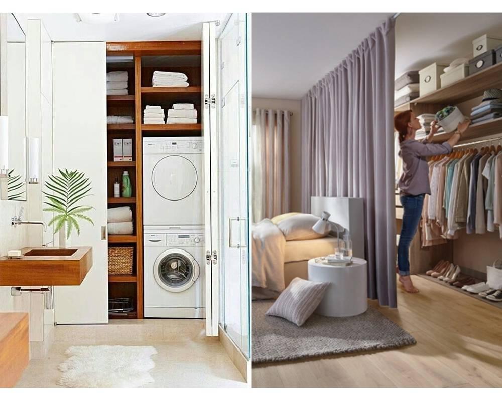 11 идей для дизайна маленьких квартир + фото | строительный блог вити петрова