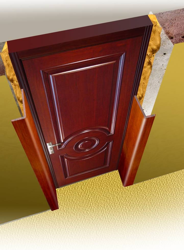 Откосы для входных дверей (66 фото): отделка дверных проемов изнутри после установки двери панелями из мдф, ламинатом или штукатуркой