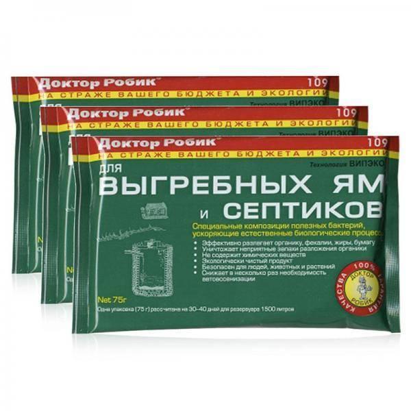 Антисептики для туалета на даче или выгребной ямы