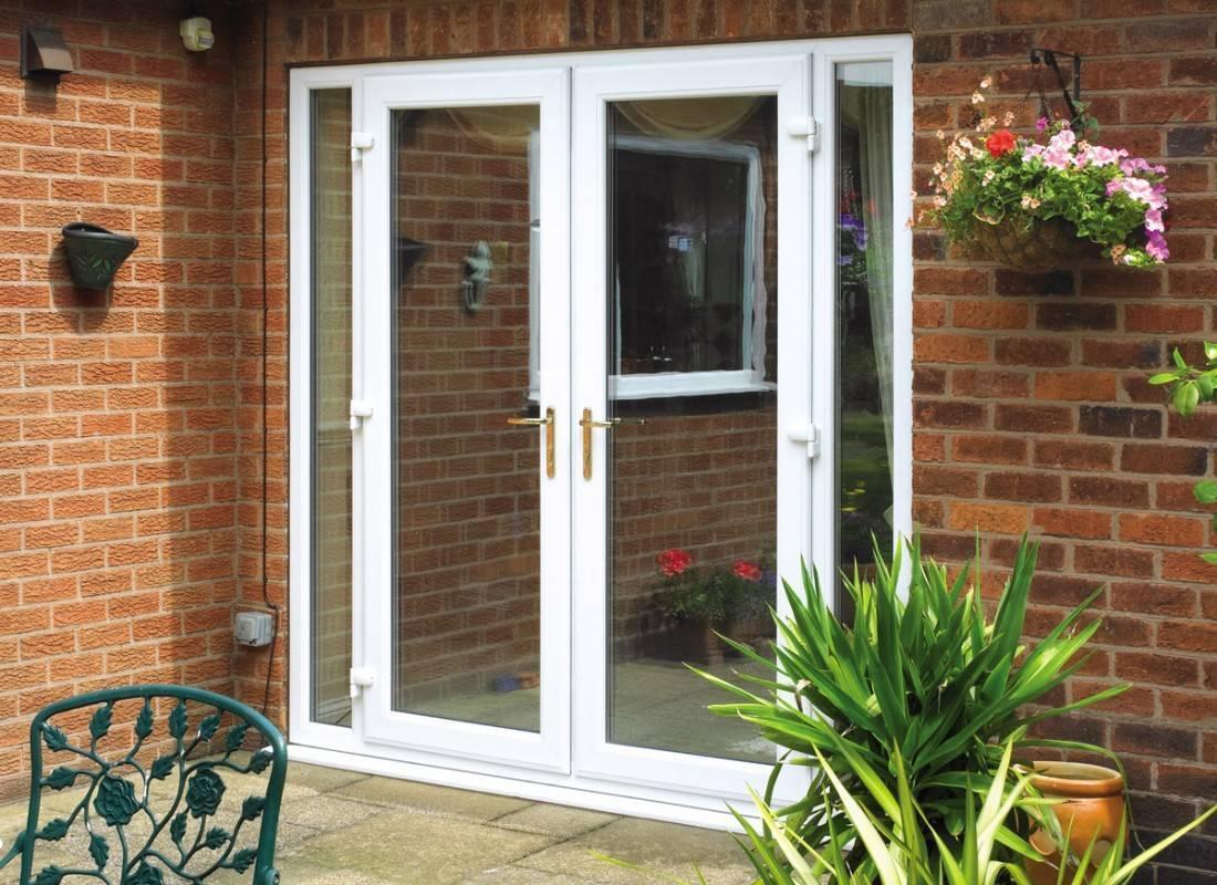 Пластиковые входные двери для частного дома: 70+ стильных и надежных реализаций