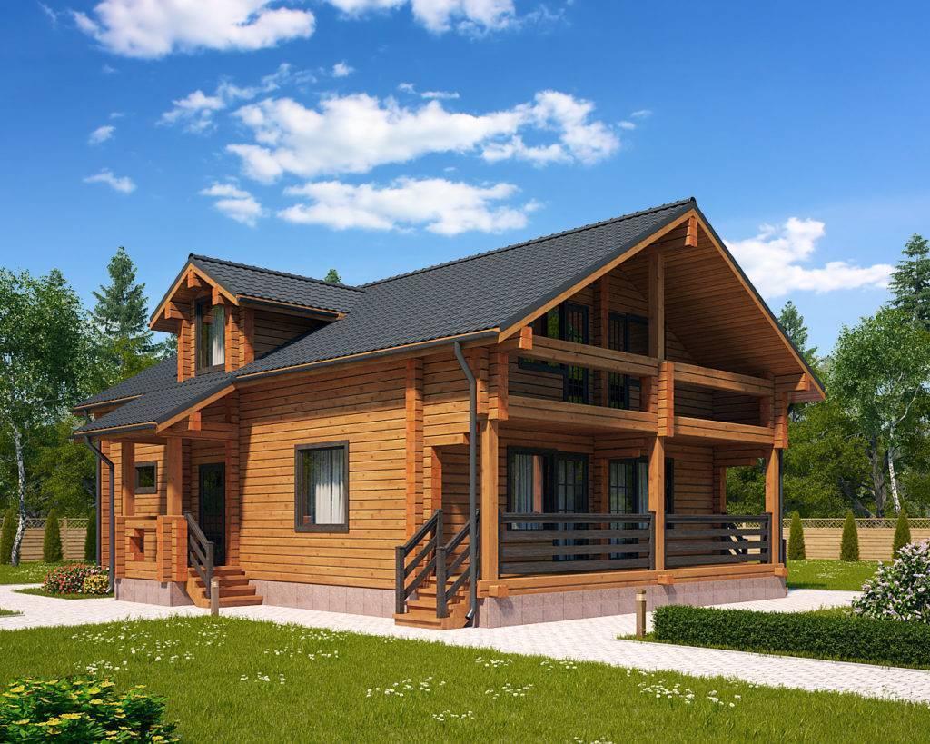 ?преимущества домов из профилированного бруса - блог о строительстве