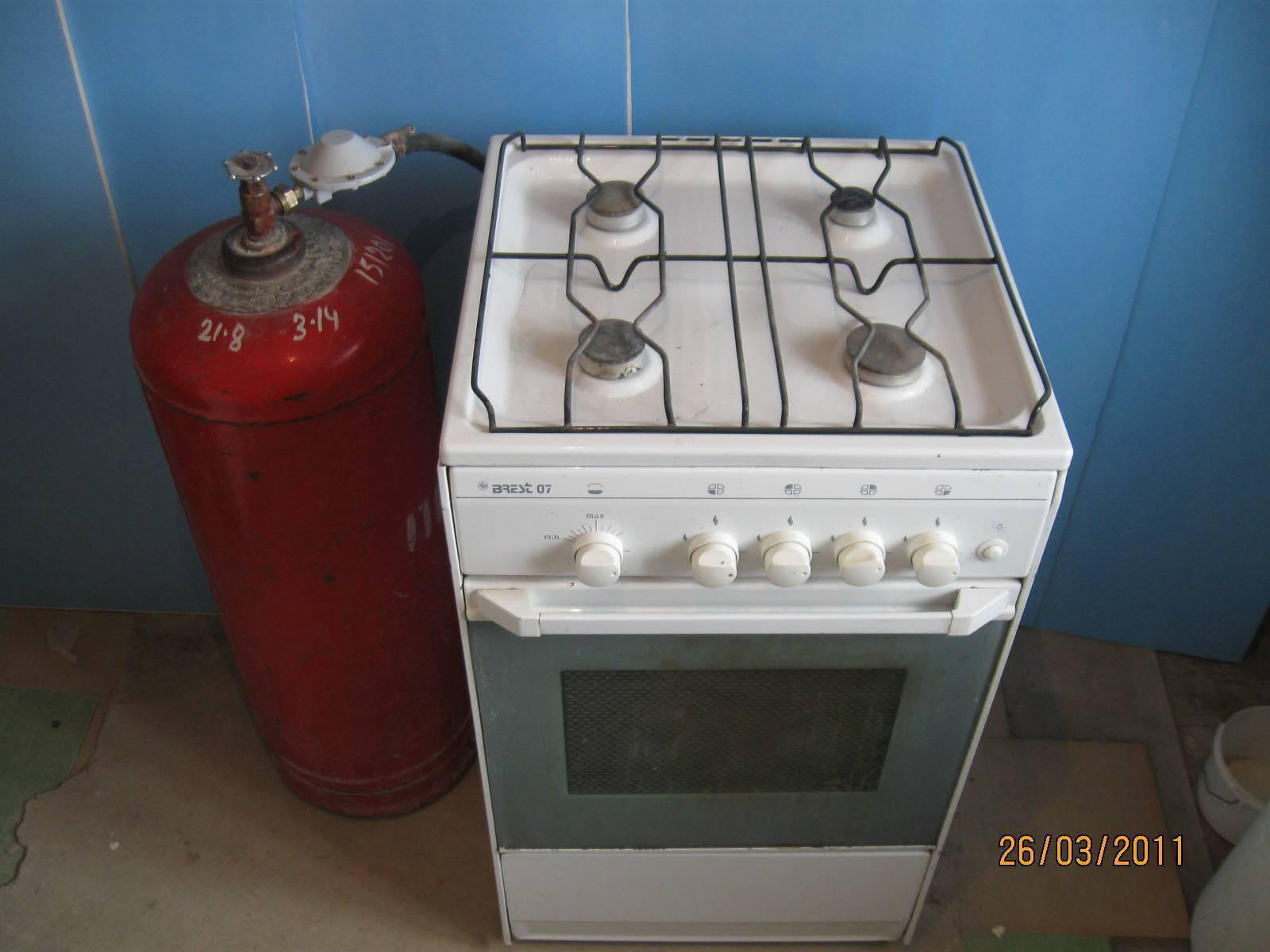 Настольные газовые плиты: мини-модели для магистрального и баллонного газа, компактные 4-конфорочные варианты с духовкой