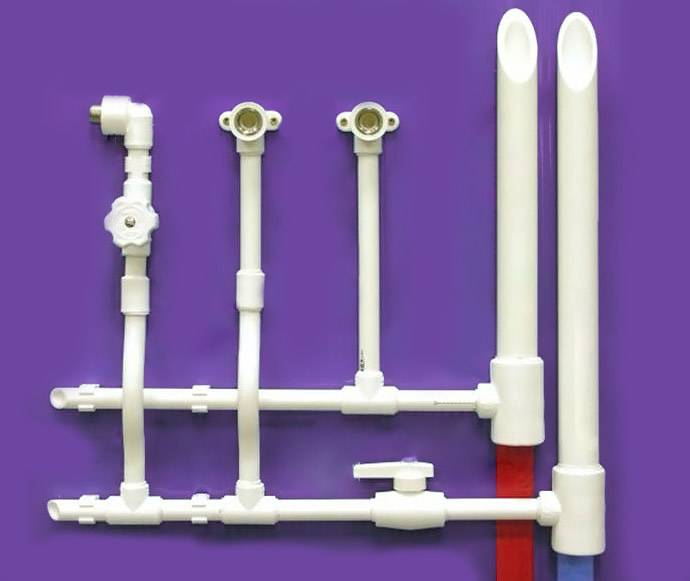 Водопровод из полипропилена своими руками: видео, советы, инструкции водопровод из полипропилена своими руками: видео, советы, инструкции