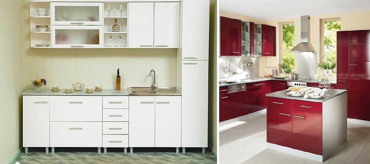 Модульные кухни – что это такое и чем отличается от кухонного гарнитура