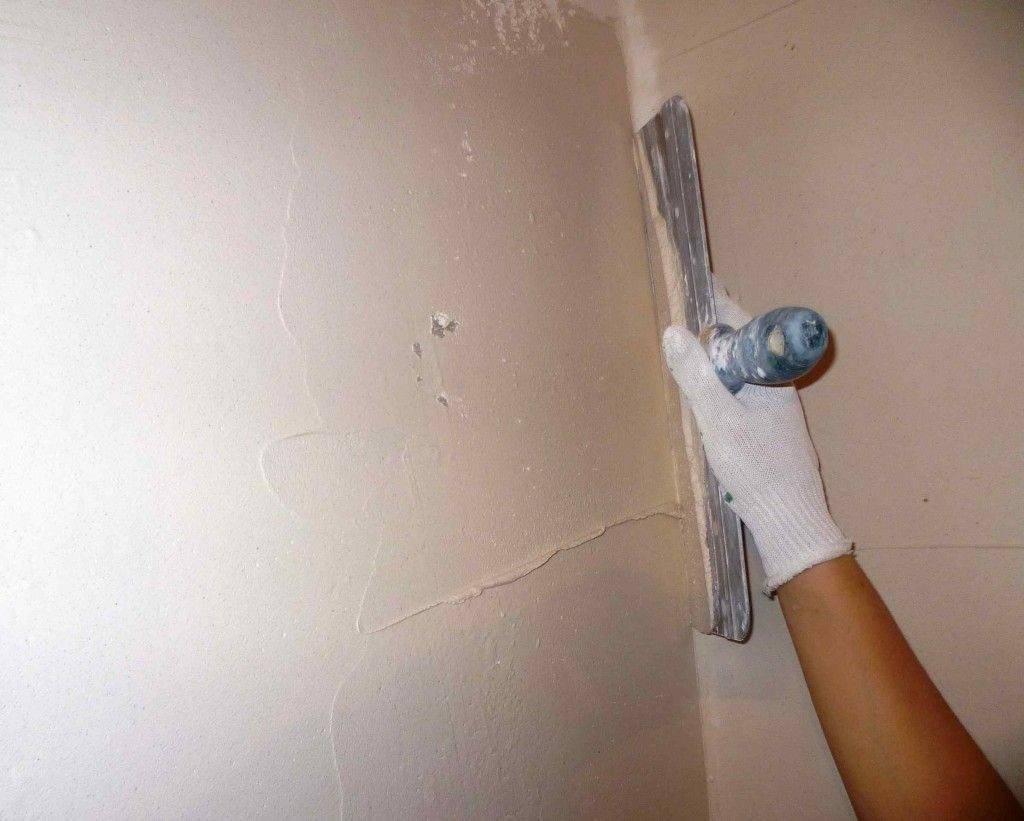 Шпаклевка потолка из плит перекрытия – 5 секретов идеальной плоскости