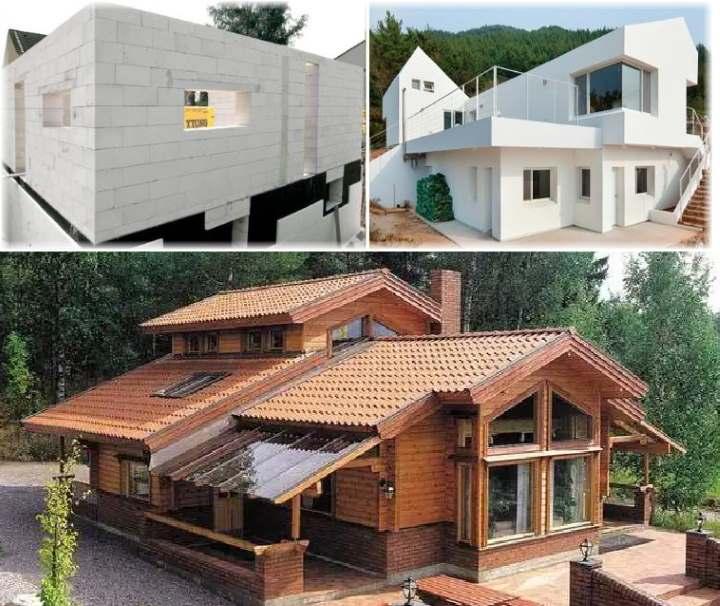 Из чего лучше построить недорого и качественно ? дом для постоянного проживания
