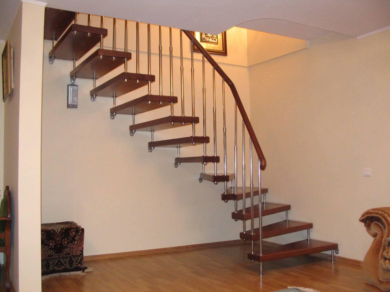 Лестницы на второй этаж в частном доме своими руками: пошаговая инструкция, схема, сборка и фото