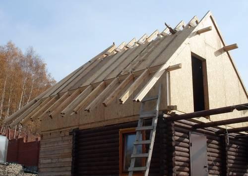 Как построить второй этаж или мансарду из дерева
