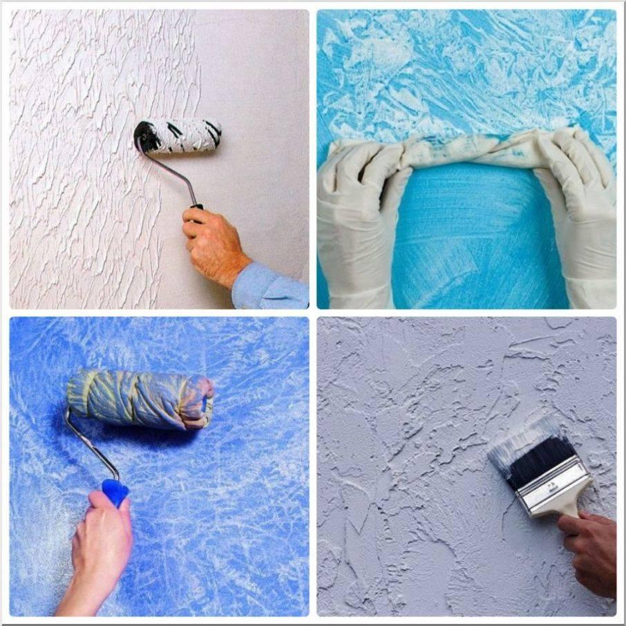 Как покрасить потолок акриловой краской должным образом
